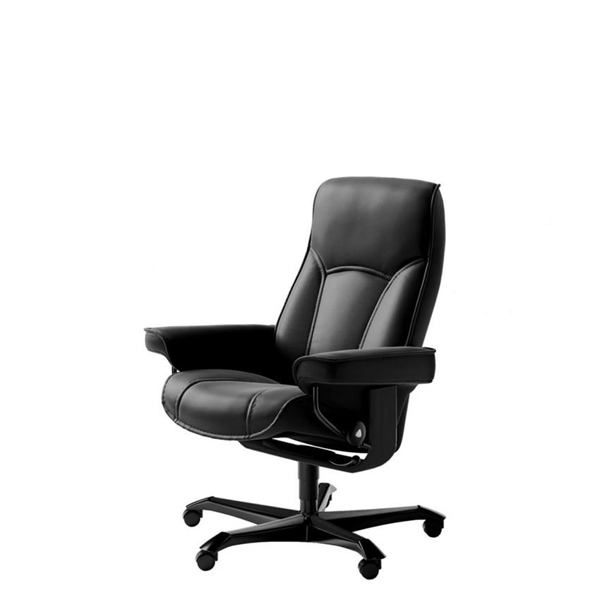 Image sur STRESSLESS SENATOR Office Chair