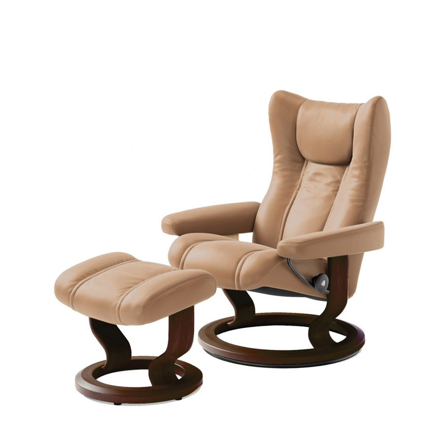 Picture of STRESSLESS WING CLASSIC Chair