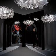 图片 CLIZIA Fume Ceiling Lamp