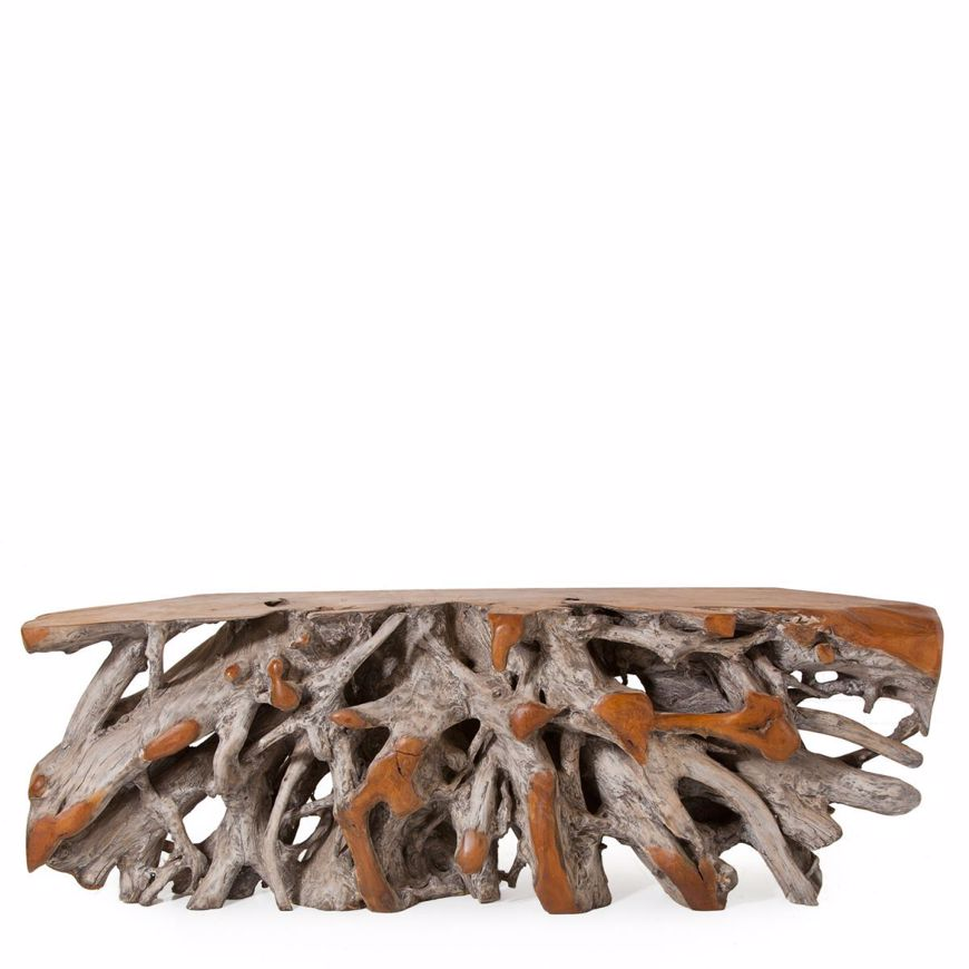 Picture of PACIFIC ROOT Console Table