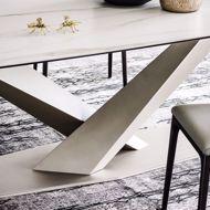 ceramic dining table