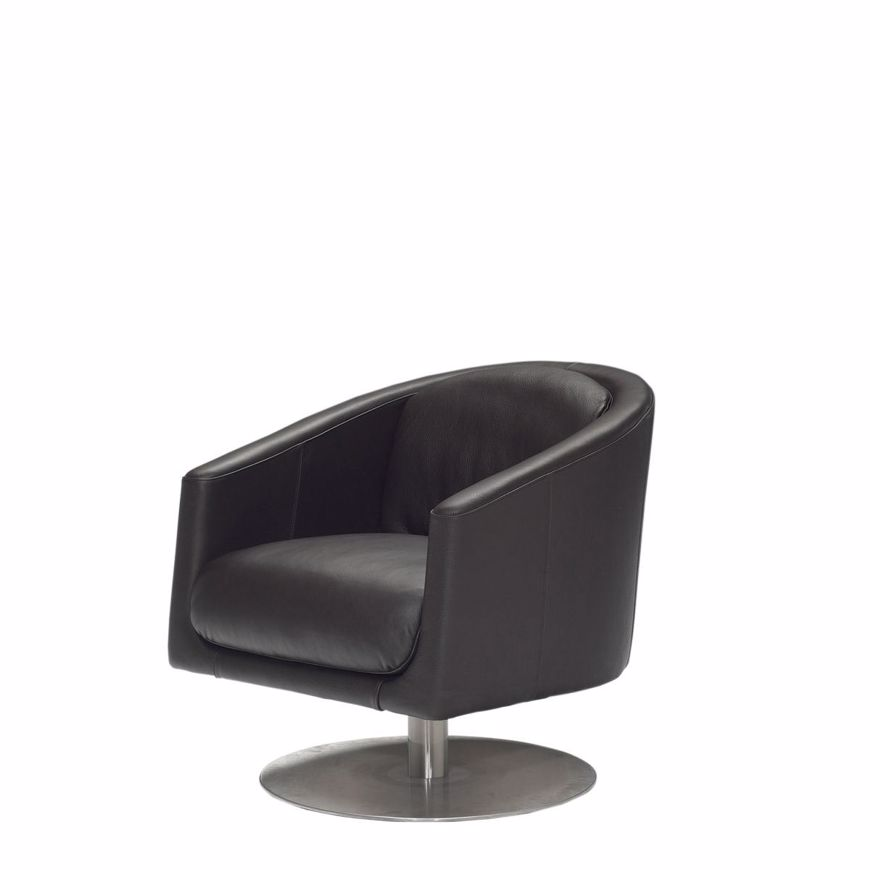 Picture of LIU Swivel Arm Chair