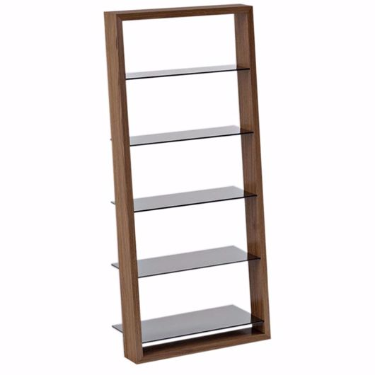 simple leaning shelf