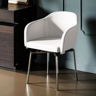 图片 SAMANTHA Swivel Dining Chair