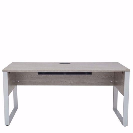 wooden office desk