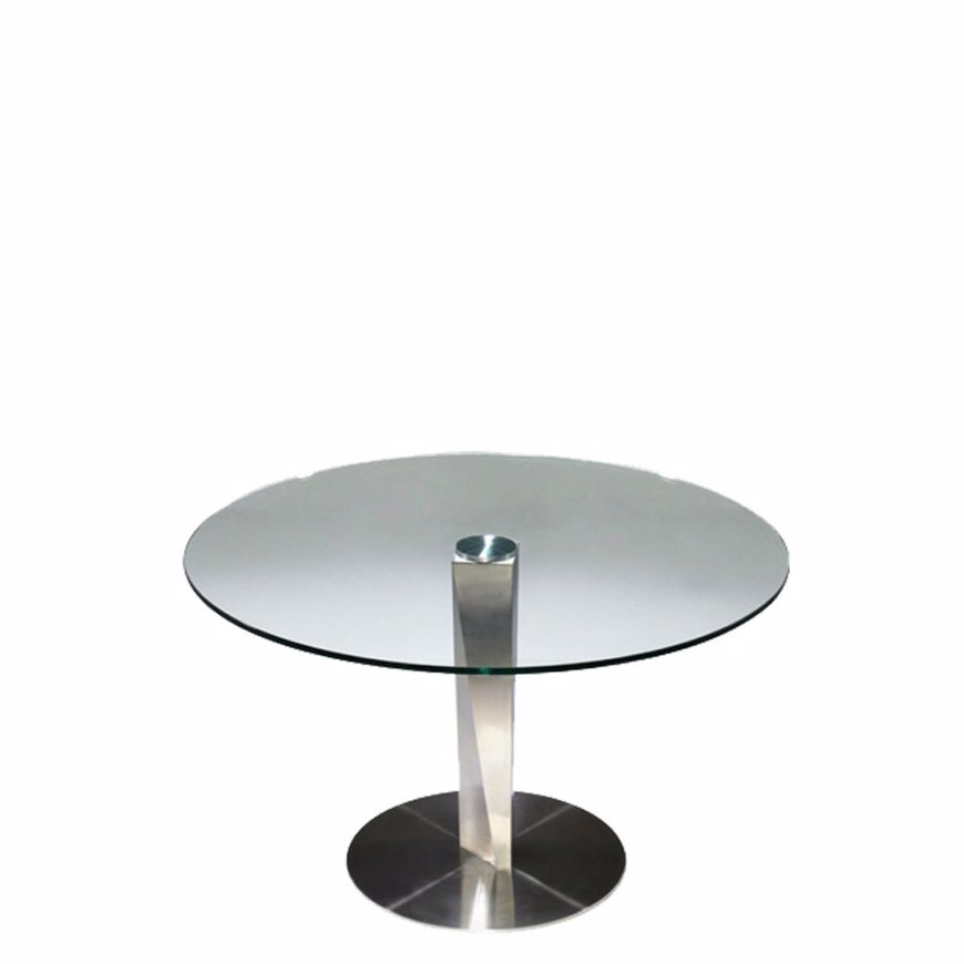 Image sur PHOENIX Glass Dining Table