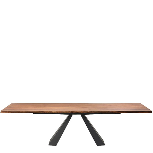 图片 ELIOT Wood Drive Dining Table