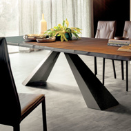 Picture of ELIOT Wood Drive Dining Table