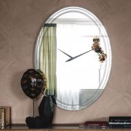 Picture of FOREVER Mirror Clock