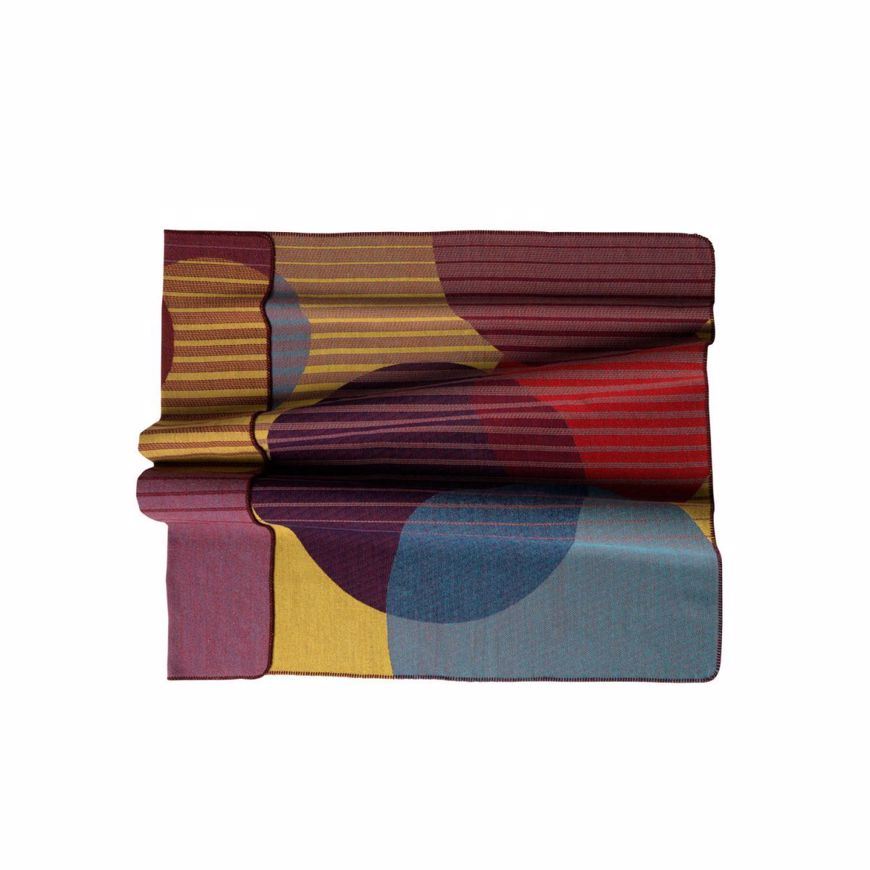 Image sur SWELL PLAID Throw