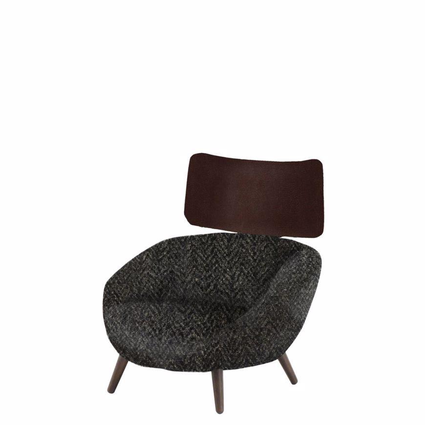 图片 LUNA Arm Chair