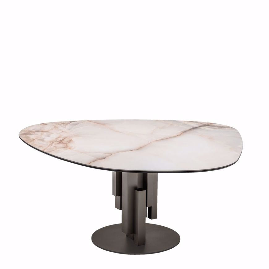 图片 SKYLINE Keramik Dining Table
