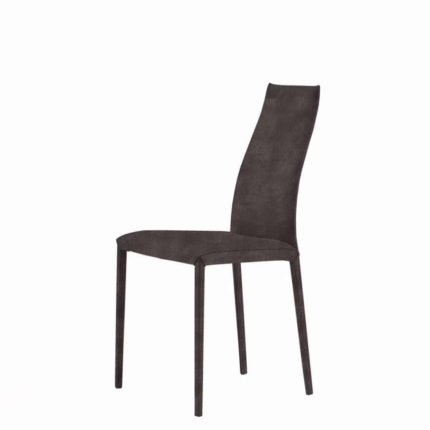 Image sur KAY Dining Chair - Grey