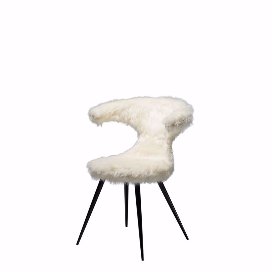 图片 FLAIR Chair - White