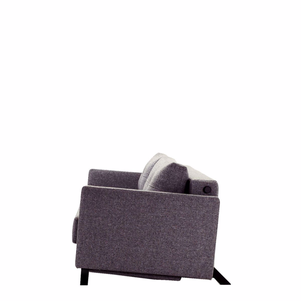 Picture of Cubed Sofa Bed with Arms