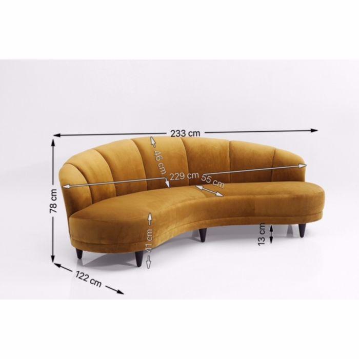 Picture of Dschinn 3-Seat Sofa