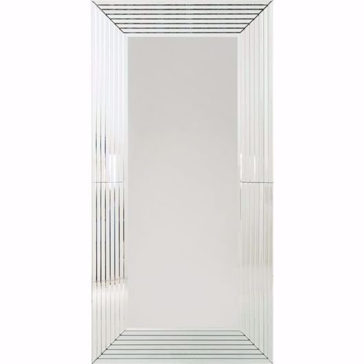 图片 Linea Rectangular Mirror 200
