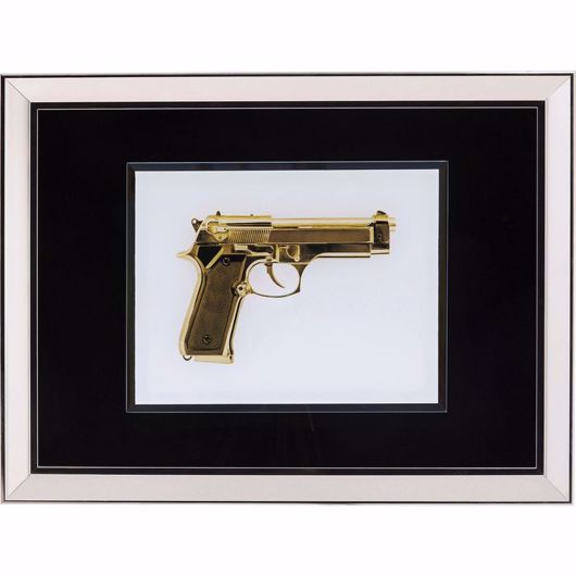 Picture of Mirror Gun Gold