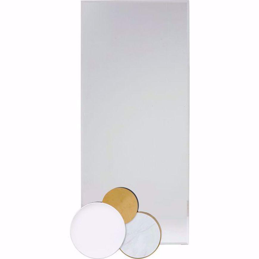 Picture of Miami Loft Circles Mirror