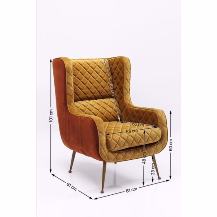 Picture of Nonna Armchair