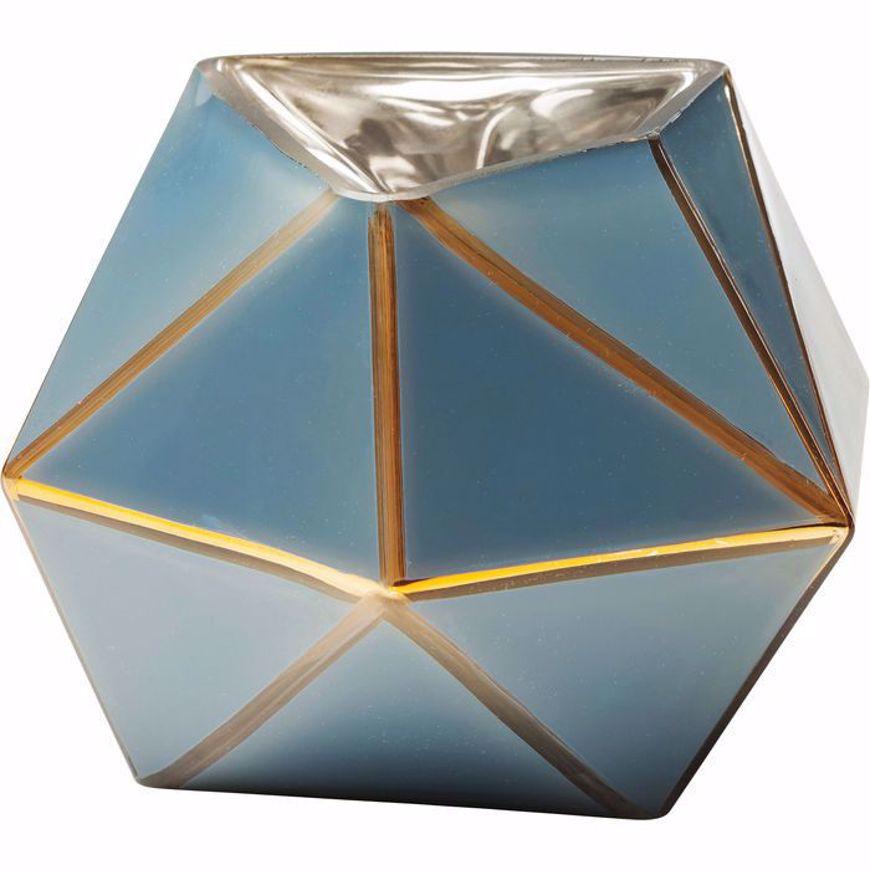 Picture of Vase Art 14 - Blue