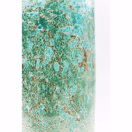 Picture of Moonscape 37 Vase - Turquoise