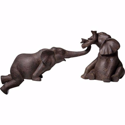 Picture of Elefant Zirkus Figurine