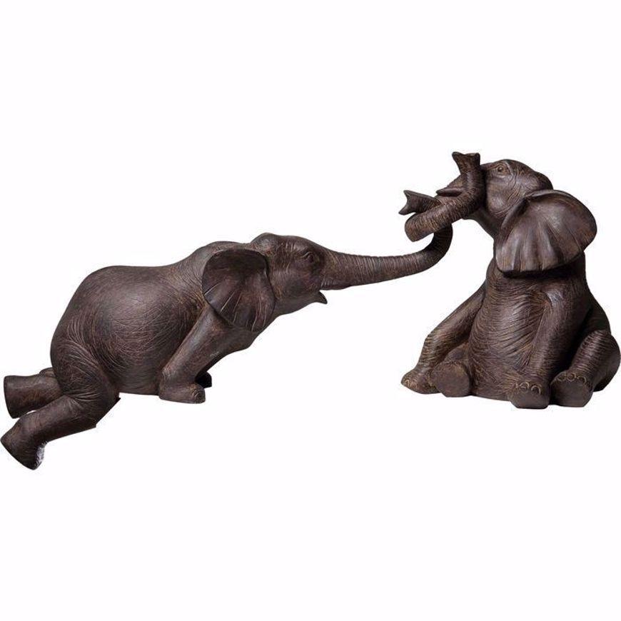 Picture of Elefant Zirkus Figurine