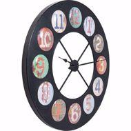 Image sur Vintage Colore Wall Clock 119