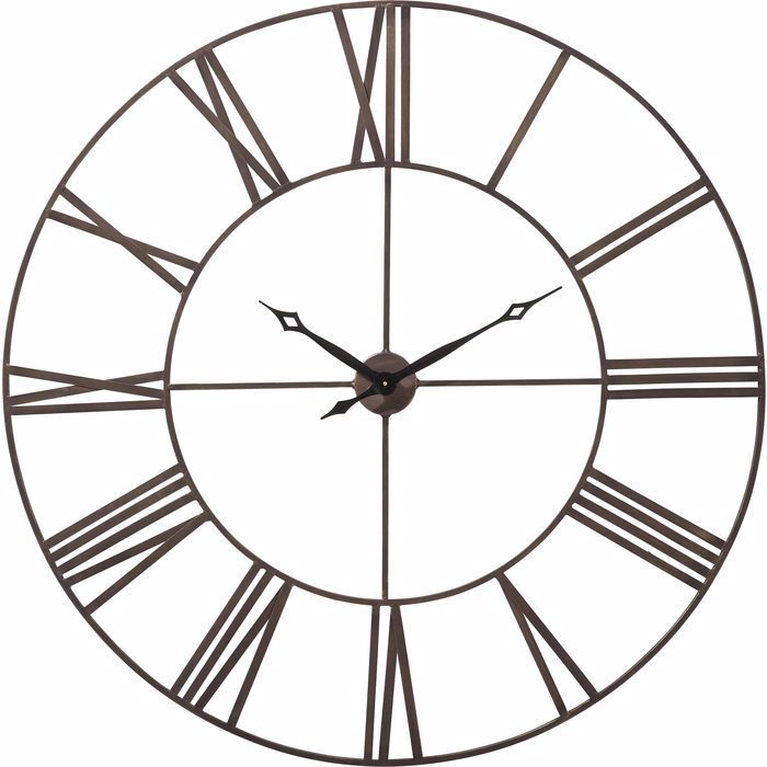 Image sur Factory Wall Clock 120