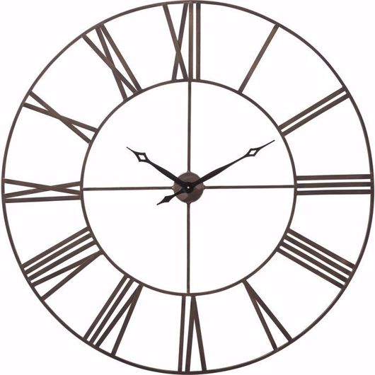 图片 Factory Wall Clock 120
