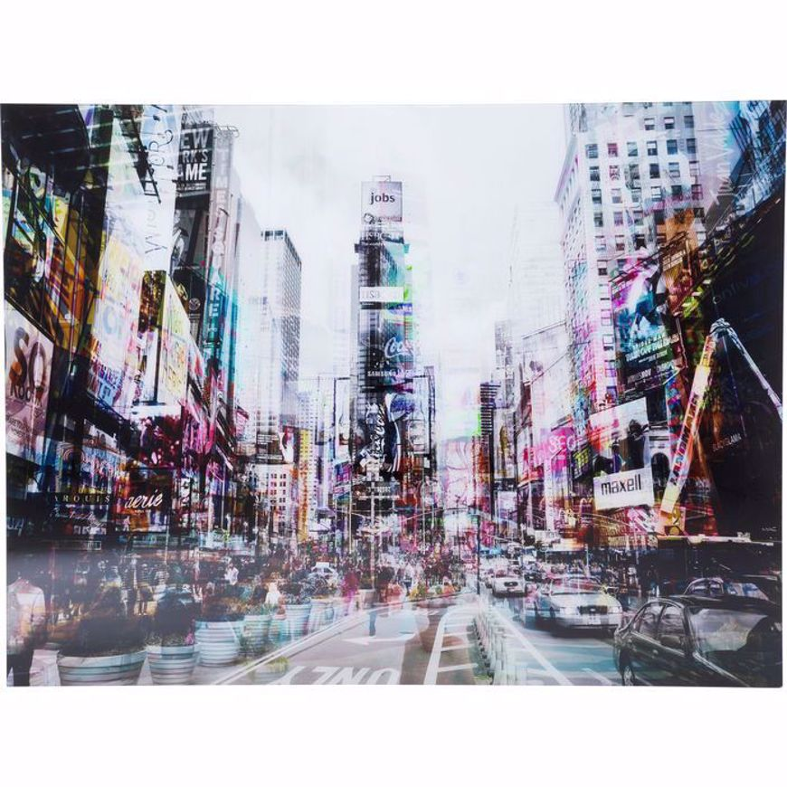 图片 Times Square Move Glass