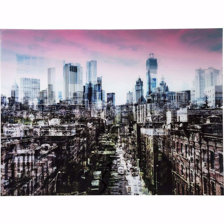 Picture of NY Skyline Glass