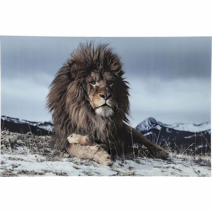 Picture of Proud Lion Glass 180