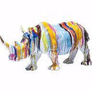 Image sur Rhino Colore Figurine