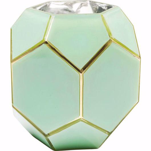 图片 Vase Art 20 - Pastel Green