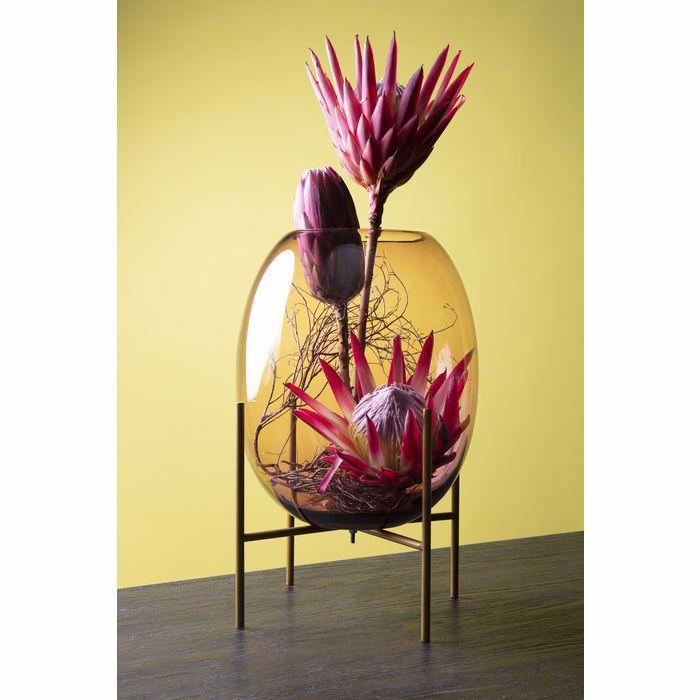Picture of Stilt Vase - Purple