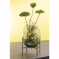 Image sur Stilt Vase - Green
