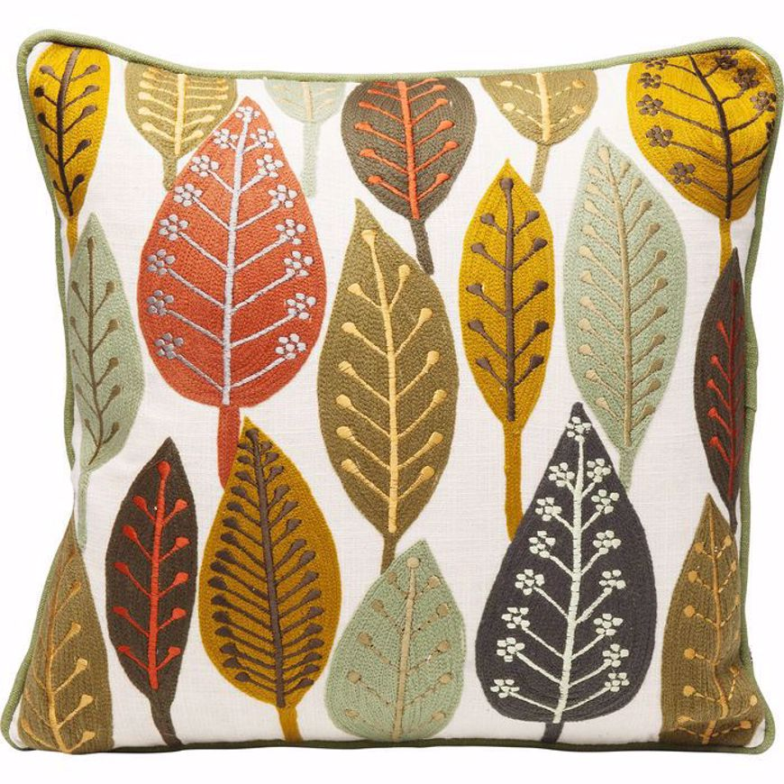 Image sur Fall Forest Cushion