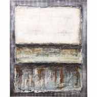 Image sur Abstract Grey Line One Painting