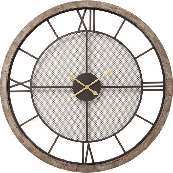 图片 Village Wall Clock