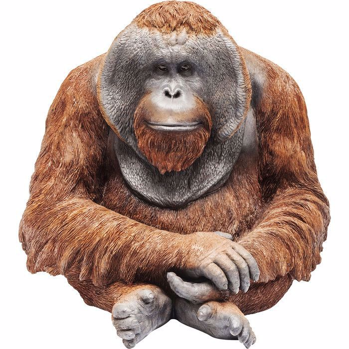 图片 Orangutan Medium Figurine