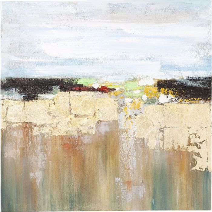 Picture of Abstract Landscape Painting