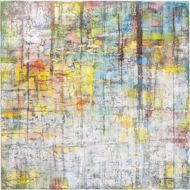 Image sur Abstract Colore Painting