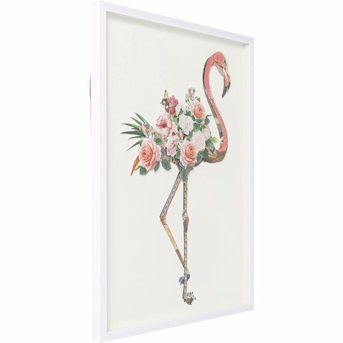 Picture of Flamingo Framed Art