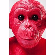 Image sur Kikazaru Monkey Money Box - Red
