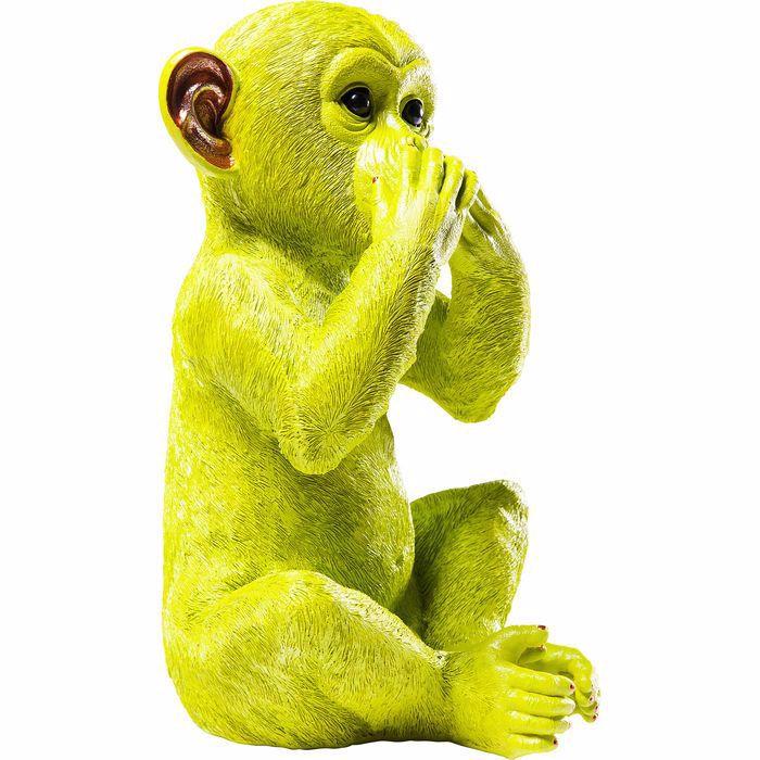 Picture of Iwazaru Monkey Money Box - Lime