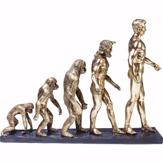 Picture of Evolution Deco Figurine