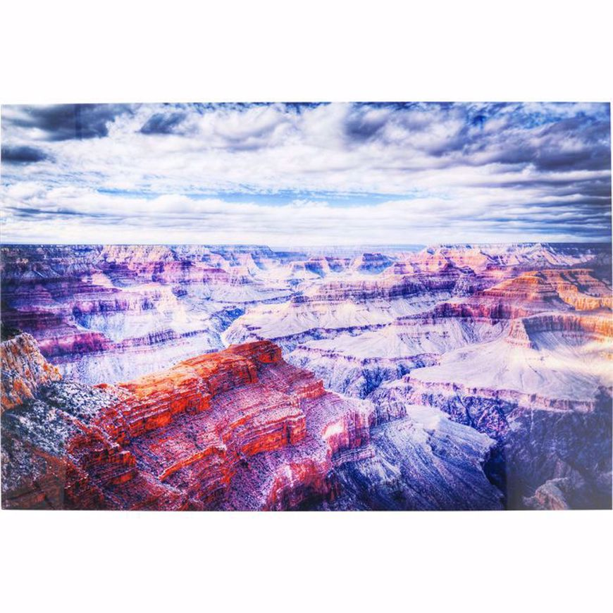Image sur Grand Canyon Glass