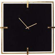 Image sur Black Mamba Wall Clock